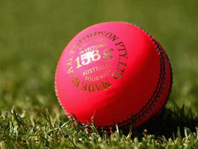 If the experiment is successful, CAB will stand a good chance of holding first ever Pink Ball Test in India.