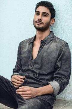 Actor Prateik Babbar