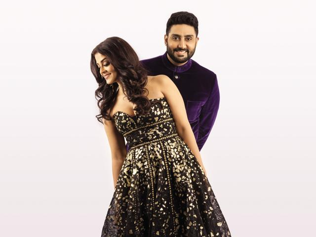 Sixteen years of friendship, seven films together, nine years of marriage and one child, Aishwarya and Abhishek Bachchan sure make togetherness look good(Reuben Singh)