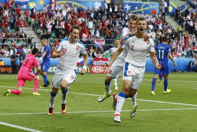 Euro 2016,Ivan Rakitic,Tomas Necid
