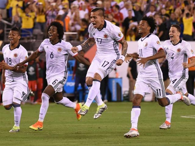 Colombia vs Peru,David Ospina,Copa America