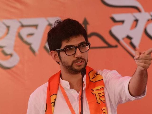 The party expects Aaditya to cast their net wider. Through Aaditya, the Sena also hopes to fight old perceptions about the Sena and hope that more people take to the partya Sena Aadhiveshan at Alibag