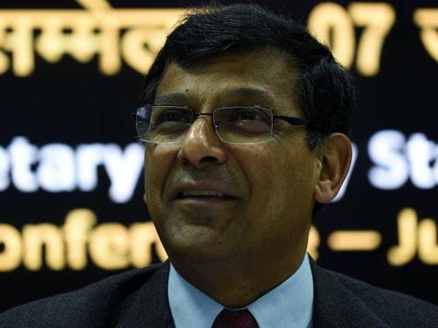 RBI governor Raghuram Rajan said he won't seek a second term as the central bank's chief.