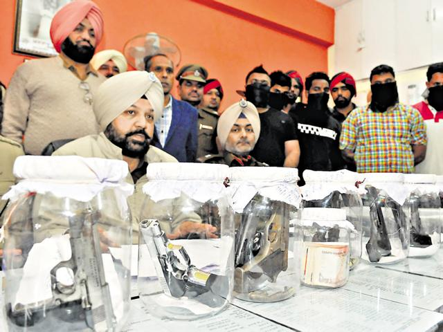 A special task force, headed by an inspector general, will be set up to counter criminal gangs in Punjab.