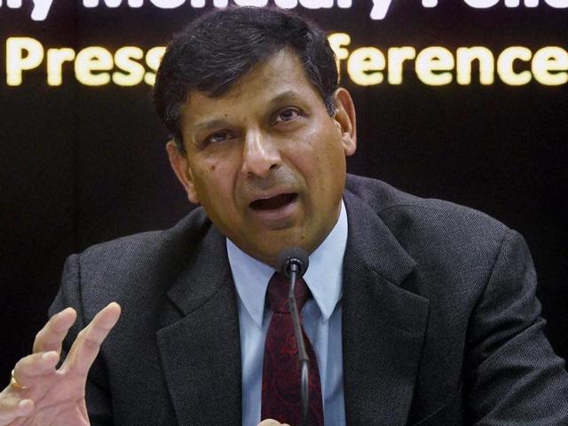 Raghuram Rajan,RBI,RBI governor