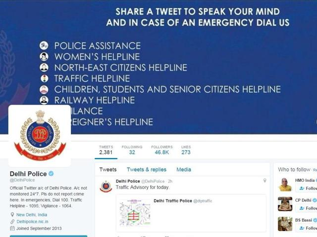 Delhi Police commissioner Alok Kumar Verma has asked his officers to avoid posting opinions and non-police related matter through their official handles, but instead promote the department's schemes and use it as a communication tool.