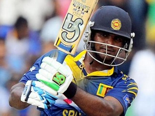 Perera reached his second ODI hundred from 105 balls with 10 fours and two sixes