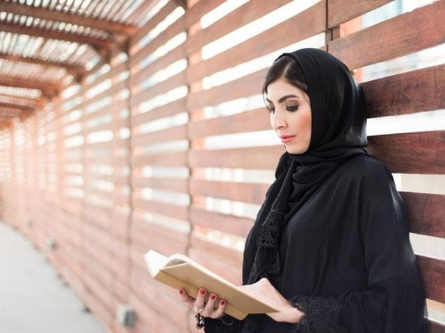 The school administration had allegedly asked a teacher to either stop wearing the abaya — a loose, full-length outer garment which covers the whole body except the face, hands and feet — or leave the job.