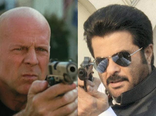 Anil Kapoor,Anil Kapoor Red,Bruce Willis