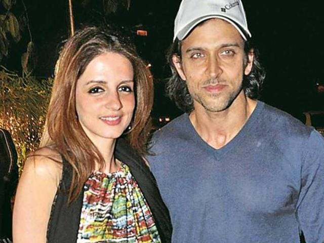 Hrithik and Sussanne split in 2014 after a 17-year relationship.