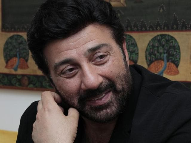 Sunny Deol's film Ghayal (1990) is still remembered by his fans for the action sequences and that famous dialogue, the movie's sequel was also released recently. However, the actor says it's the people who made him an action hero.