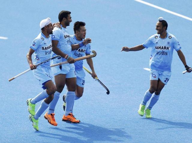 Indian hockey team,Rio Olympics,Champions Trophy
