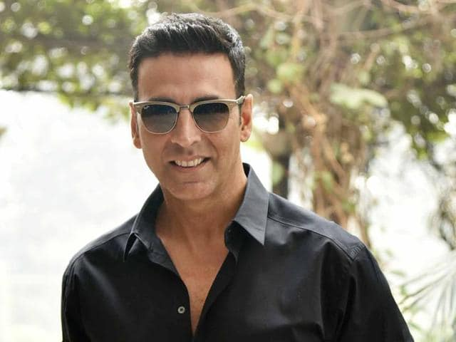Akshay Kumar says he has to become the 'staff' during his family vacations as none of his regular staff members accompany them.