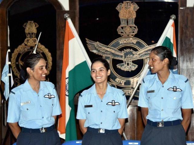 Indian Air Force,Women Fighter Pilots,IAF