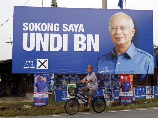Malaysia by-elections,Najib Razak,Mahathir Mohamad