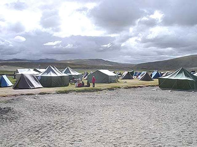 Thousands undertake the Kailash Mansarovar yatra every year between April and June, the summer months.