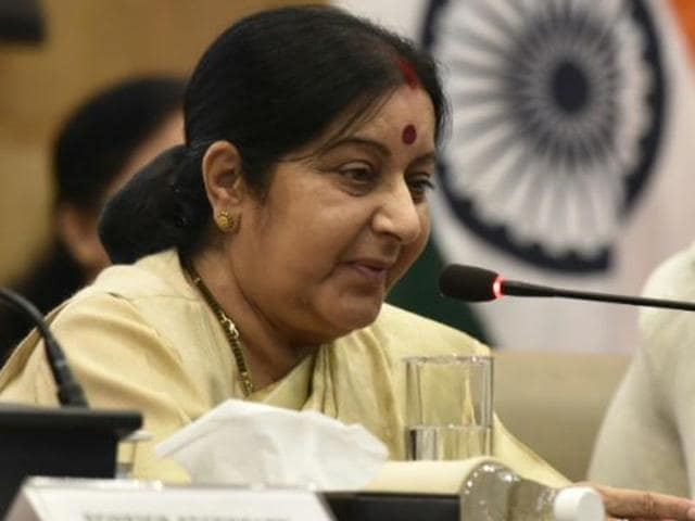 Sushma Swaraj,Foreign ministry,India-China relations
