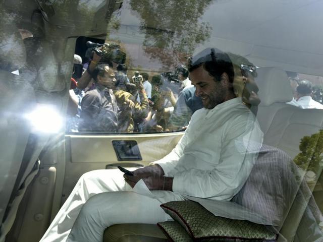PM Narendra Modi wished Rahul Gandhi on his 46th birthday.