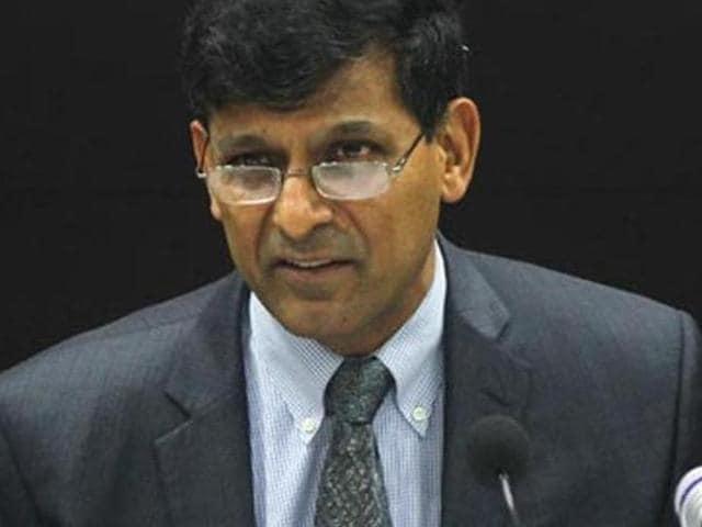Reserve Bank of India governor Raghuram Rajan