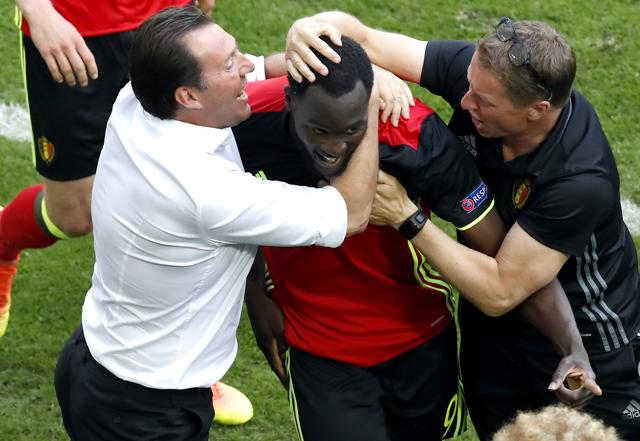 Euro 2016,Marc Wilmots,Romelu Lukaku