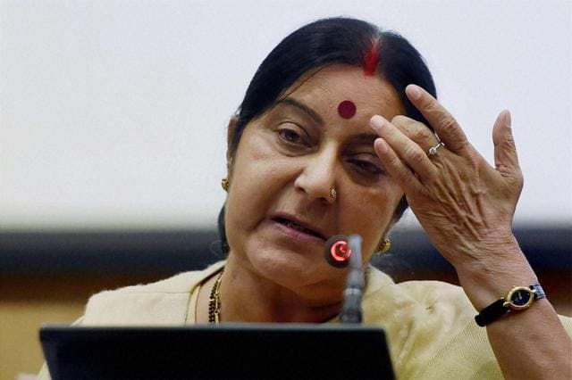 External affairs minister Sushma Swaraj has taken up with Himachal Pradesh chief minister Virbhadra Singh the case of the alleged rape of an Israeli woman in Manali.