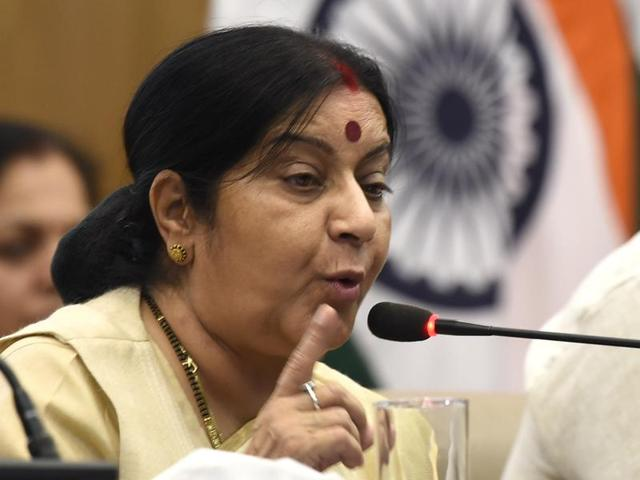 External affairs minister Sushma Swaraj told reporters that China was not opposing India's entry into the Nuclear Suppliers Group, but that it has raised objections relating to criteria and processes.