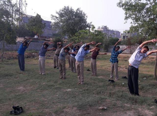 The advisory said that AYUSH ministry is to organise separate yoga events at several venues in the city including Nehru Park, Lodhi Garden, Talkatora Garden, Dwarka, Rohini, Yamuna Sports Complex and Connaught Place.