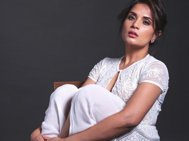 Richa Chadha has been out of the country for a while and also seems to be missing Mumbai.