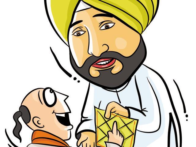 Illustration by Daljeet Kaur Sandhu