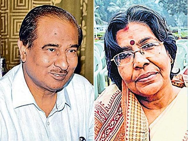 Former Bihar education board chairperson Lalkeswar Prasad Singh and wife Usha Sinha have been arrested.