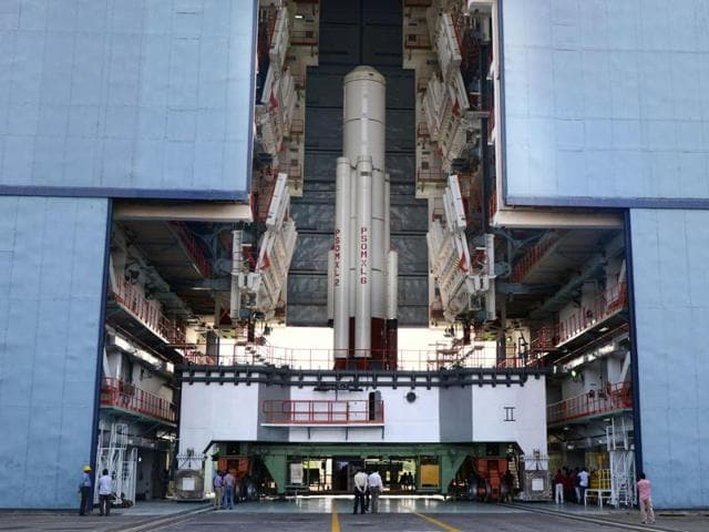 Polar Satellite Launch Vehicle PSLV-C34 will be used to carry the satellites, including India's earth observation spacecraft Cartosat-2, from the second launch pad of the space centre at 9.26am on June 22.