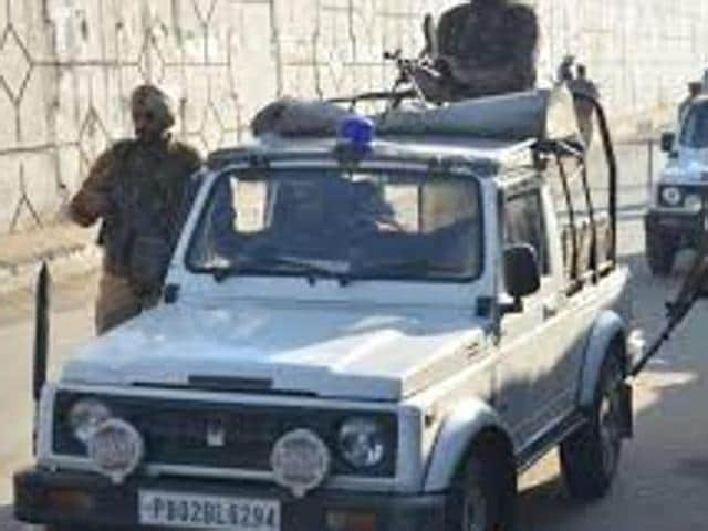 Pathankot,JS Hundal,terror attack