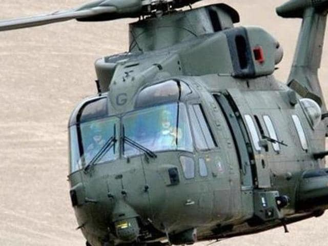On January 1, 2014, India scrapped the contract with Finmeccanica's British subsidiary AgustaWestland for supplying 12 AW-101 VVIP choppers to the IAF over alleged breach of contractual obligations and charges of paying kickbacks to the tune of Rs 423 crore by it for securing the deal.