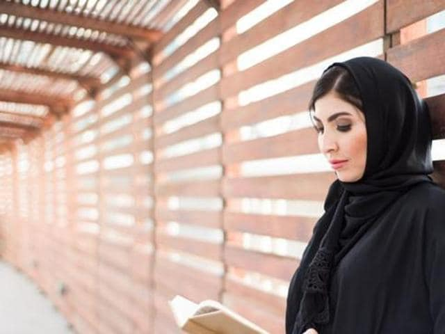 The school administration had allegedly asked a teacher to either stop wearing the abaya — a loose, full-length outer garment which covers the whole body except the face, hands and feet — or leave the job. (Representative image)