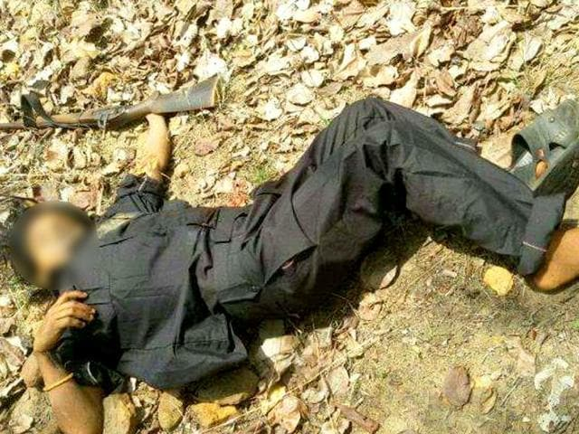 Madkam Hidme was killed by the police in a forest in the restive southern Bastar district of Sukma.
