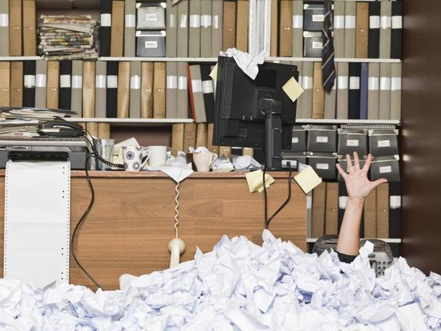 Our long-term cognitive health is affected by how clean and stimulating our working environment is, say researchers.