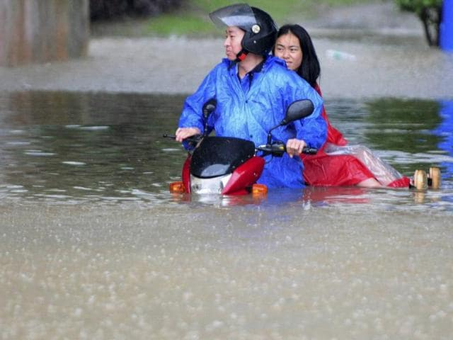 Direct economic losses due to the flooding has hit 2.68 billion yuan ($ 407.9 million), the ministry said.