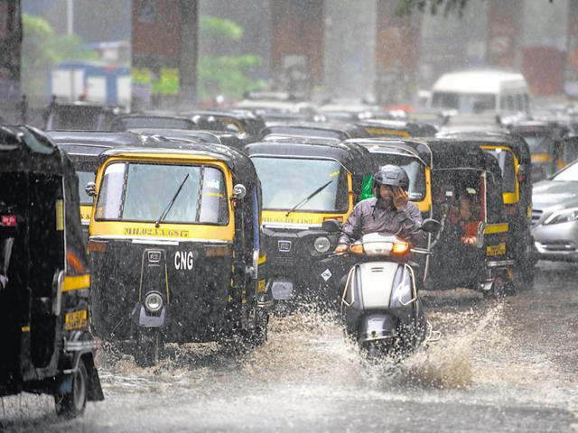 Rain,Monsoon,Mumbai