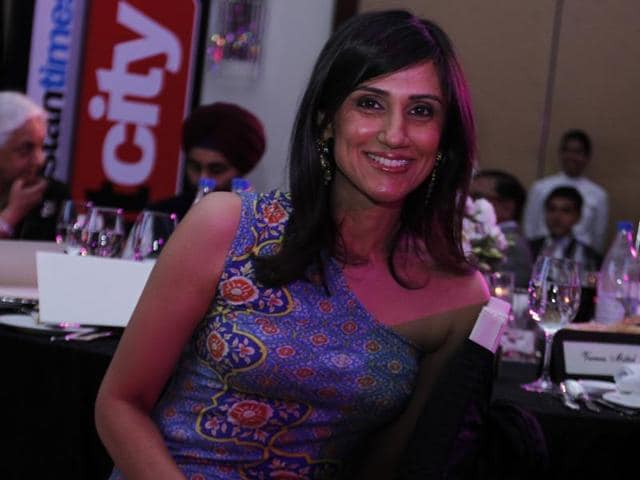 Celebrities like fashion designer Rina Dhaka share their favourite Yoga asanas.