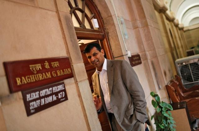 Rajan  has formally said he was not interested in a second term as the governor of the Reserve Bank of India.