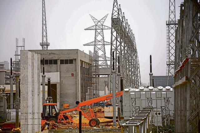 Connecting the Indirapuram substation to the 400KV substation in Ator requires erection of a pole on CISF campus.