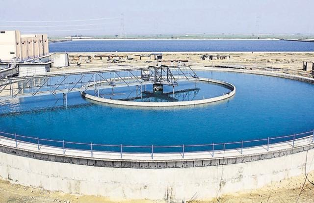 The areas that receive water supply from the Chandu Budhera water treatment plant may still have a shortage on Tuesday.