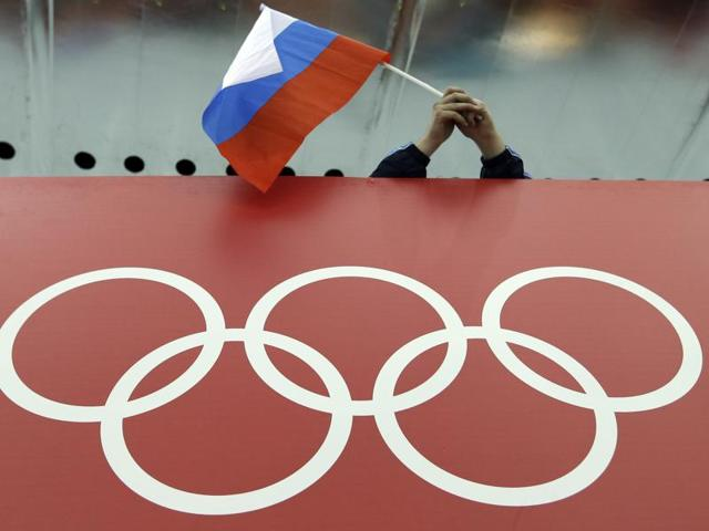 The Russian team has already been suspended from the athletics events in Rio because of doping allegations in track and field.