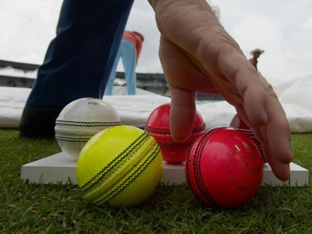 The pink ball requires the wicket to be left with a thick grass cover so that the shine of the ball does not dissipate quickly.