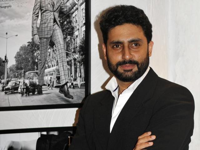 Actor Abhishek Bachchan says he is very proud of wife Aishwarya Rai Bachchan's performance in her recent movie, Sarbjit.