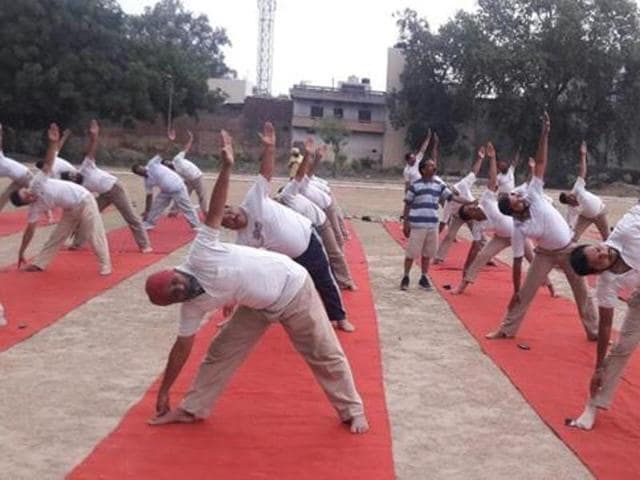 Over one lakh events have been planned in the country on second International Yoga Day
