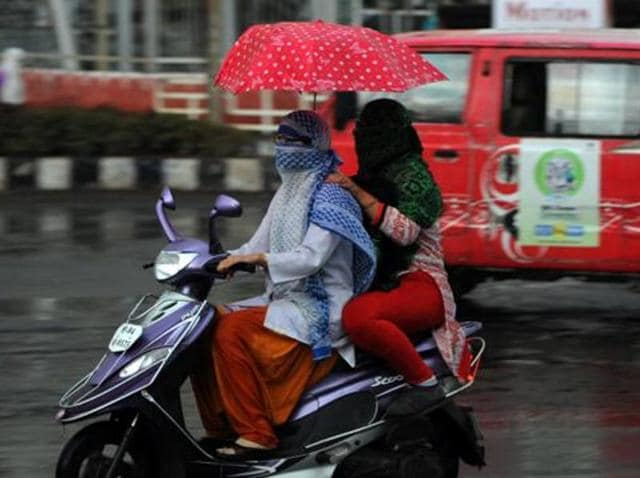 The Met office said that the monsoon entered by way of Chhindwara and registered its presence in Jabalpur and Sidhi.