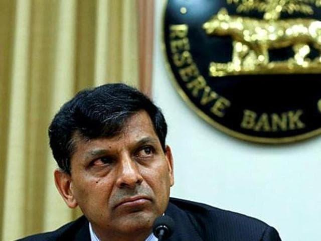 raghuram rajan,RBI governor,RBI