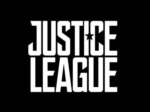 Here is the official logo for Justice League, due out in November 2017.