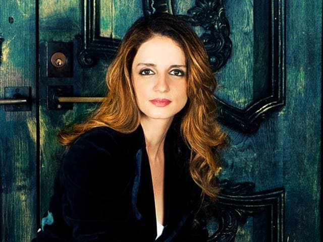 I am a working woman who is a single mother, but I will not be affected by crap: Sussanne Khan